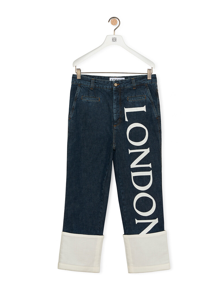 Fisherman Jeans Bond St