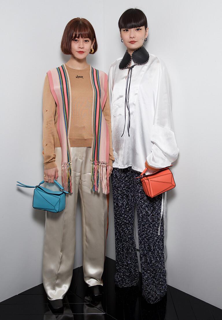 Emma & Kozue Akimoto