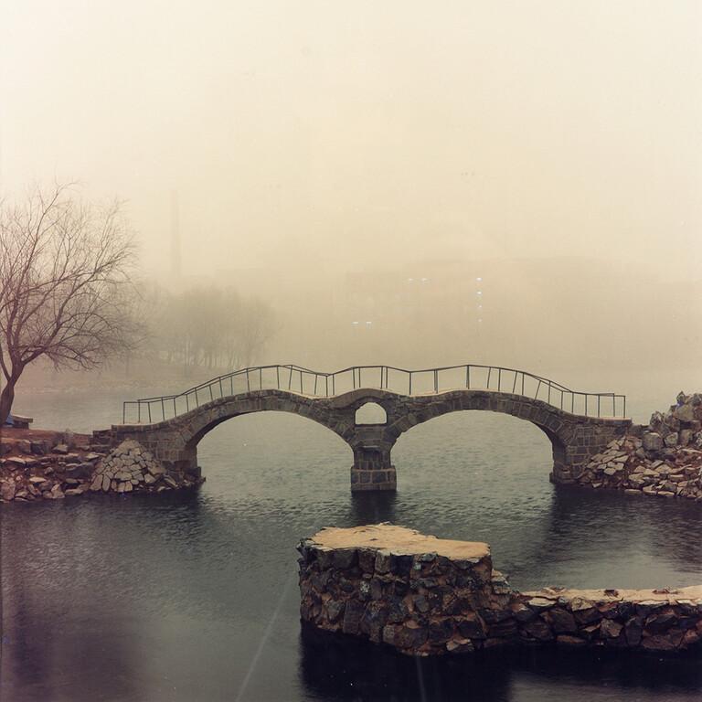 "Jan Mudler's Collection - Hai Bo (China) ""UNTITLED"" 1996"