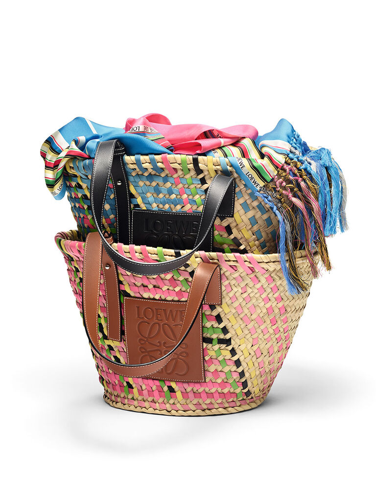 Baskets bags