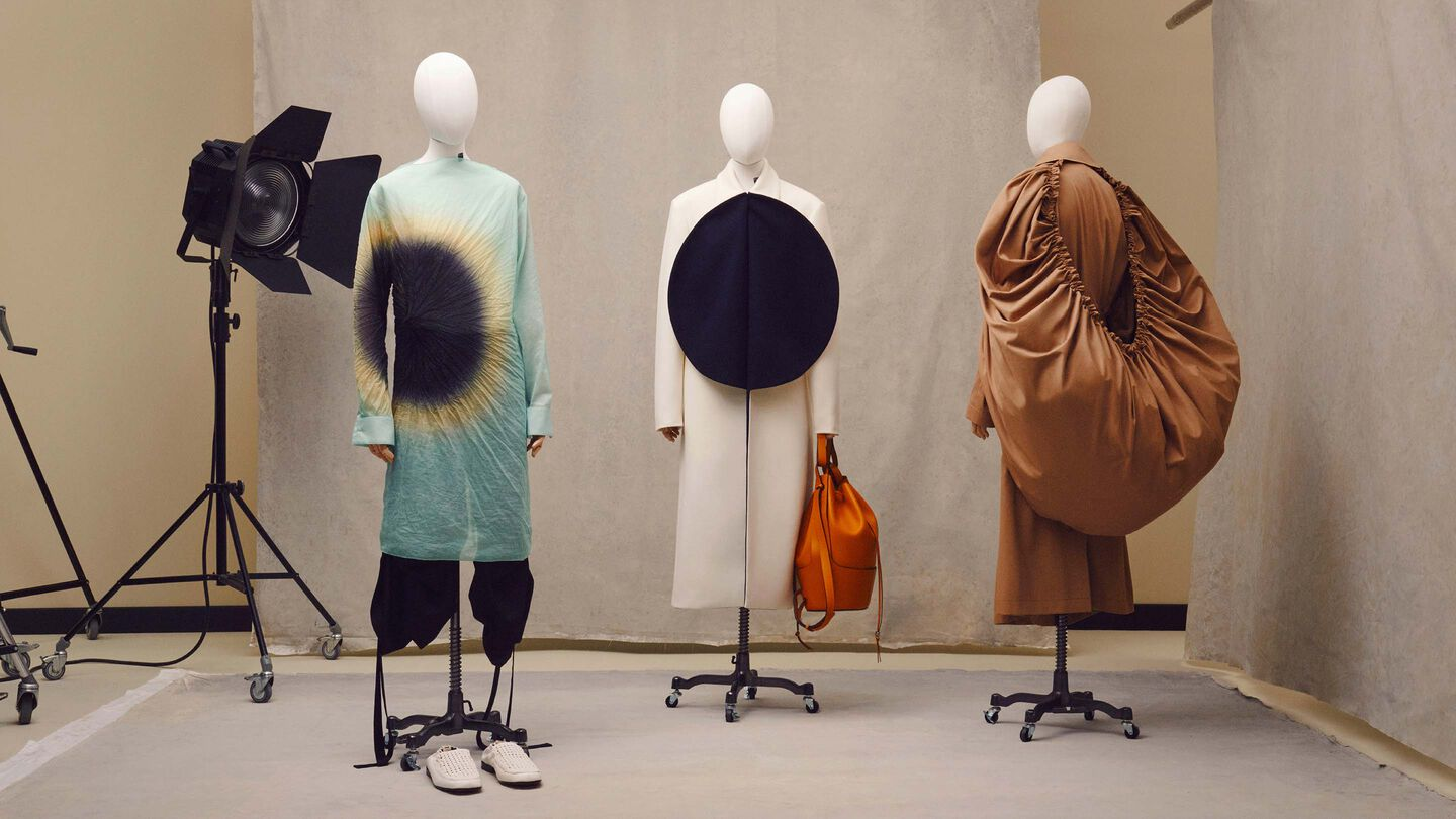 Loewe Reinventing Craft And Leather