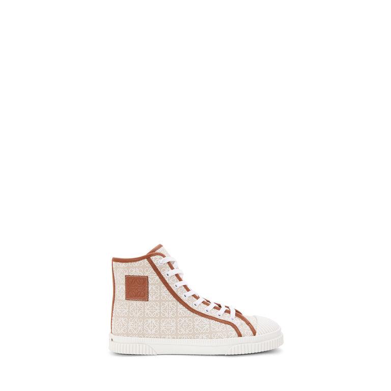 Pansies High top sneakers