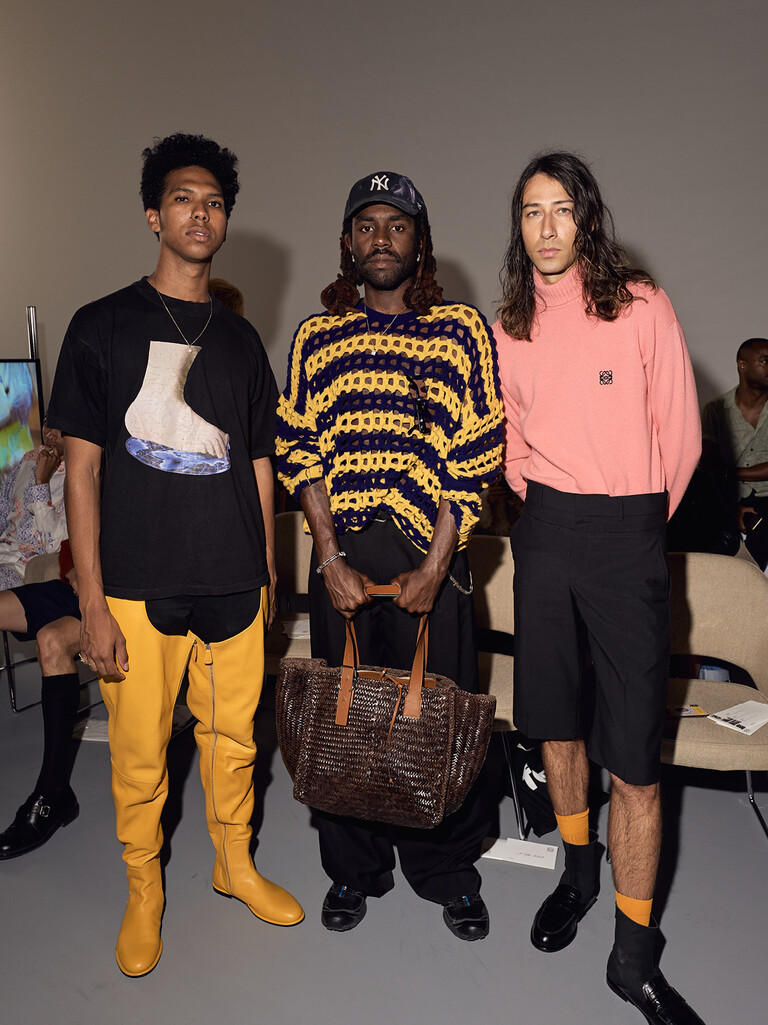 Tyler Mitchel, Dev Hynes & Kindness