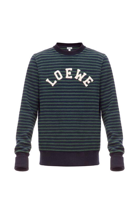Loewe Stripe Sweatshirt