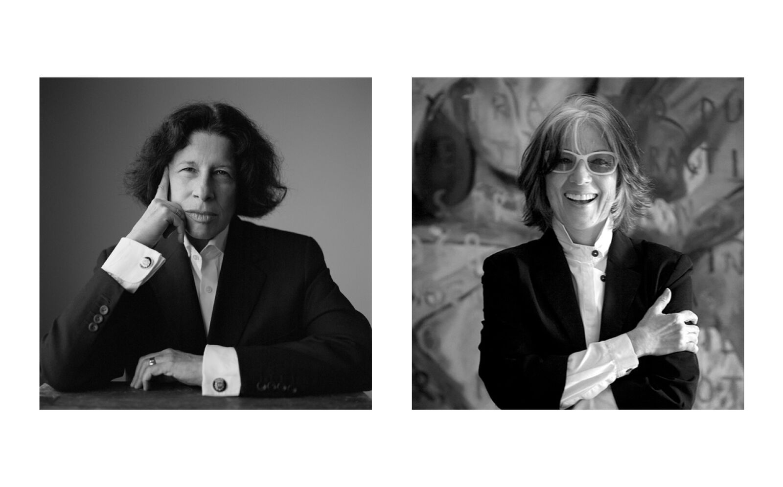 LOEWE Conversation #4 Fran Lebowitz and Gracie Mansion