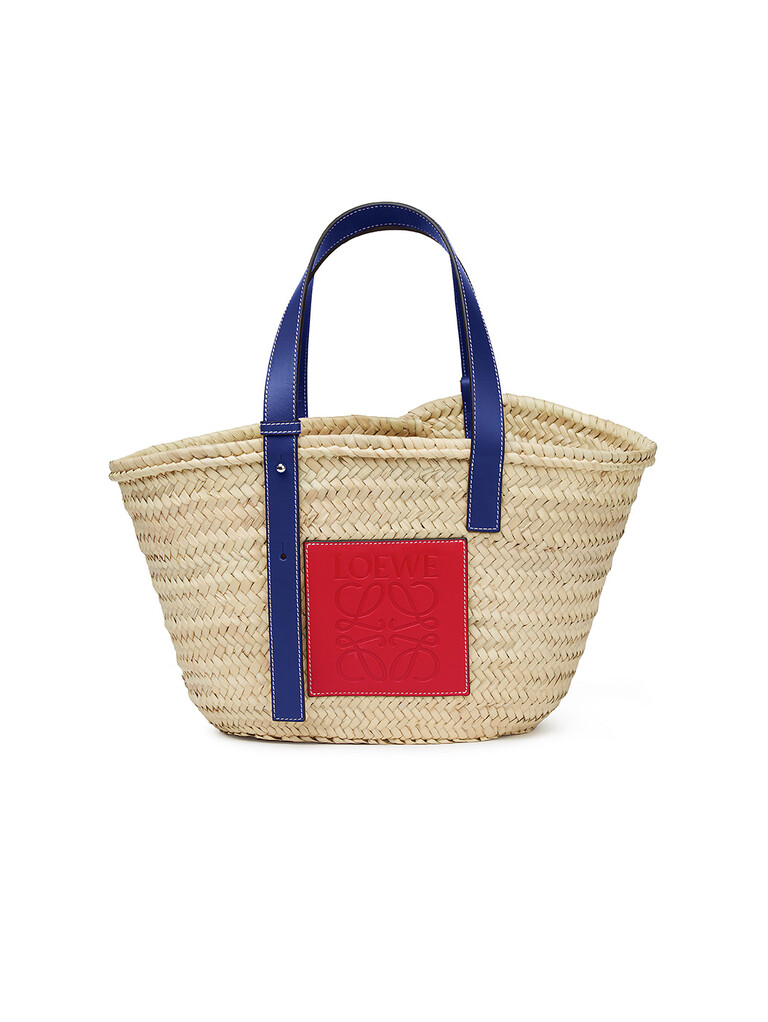 London Basket Bag
