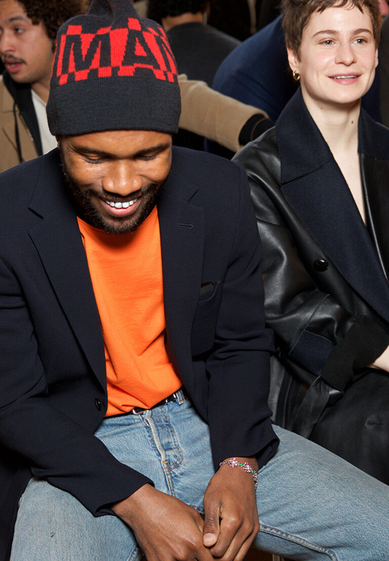 See Front Row FW19