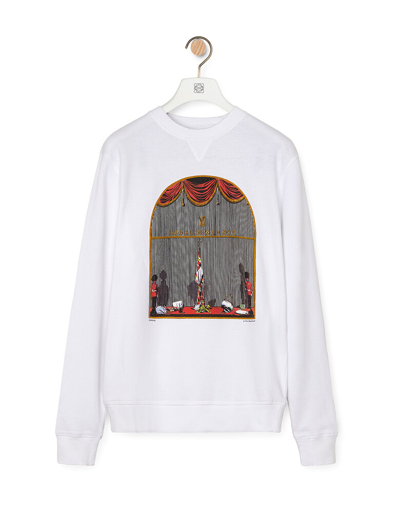 Sweatshirt Window Bond St