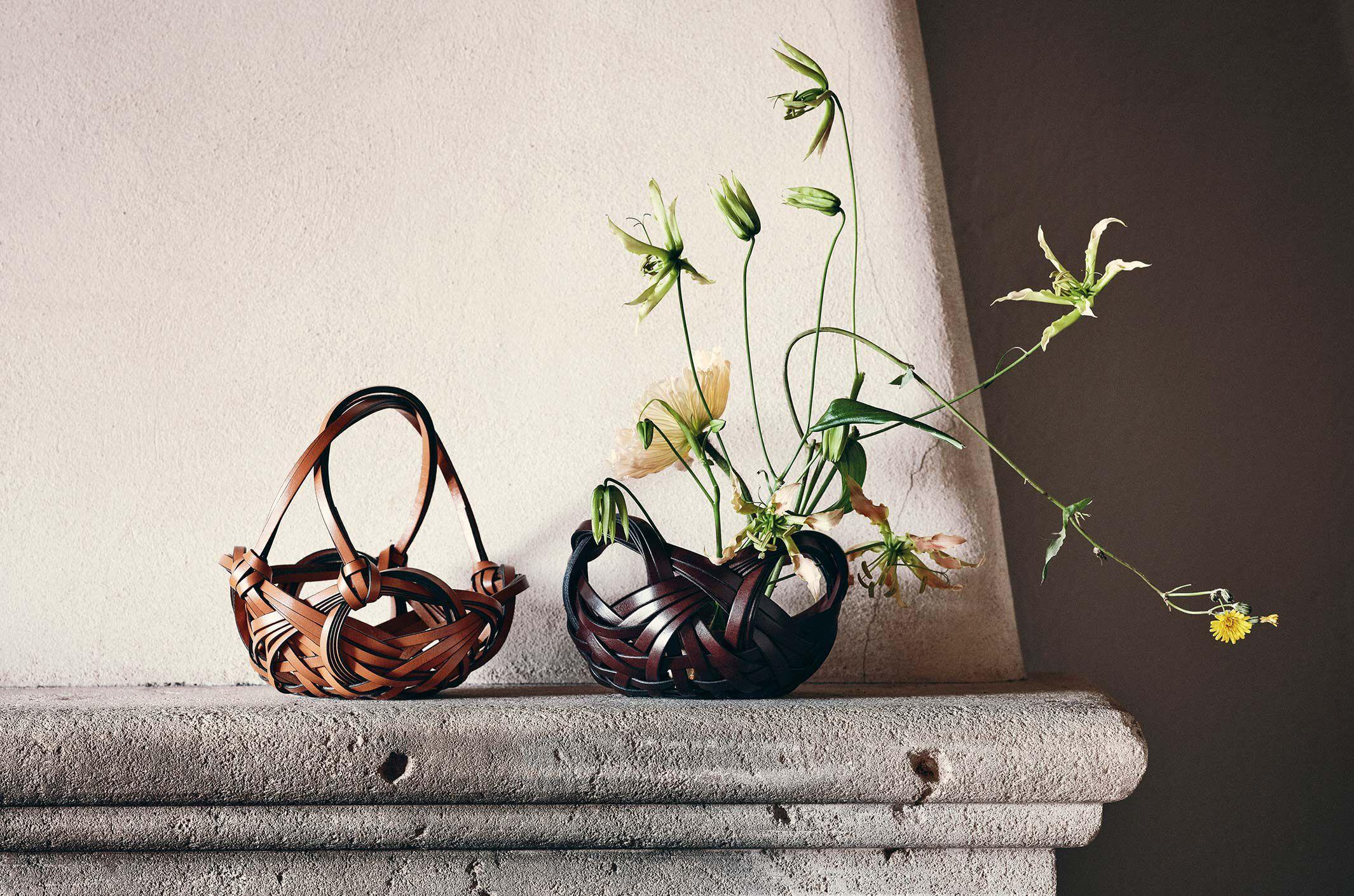 Piezas diseñadas por Shizo Okino para Loewe