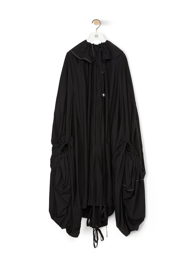 Oversize Coat Dress