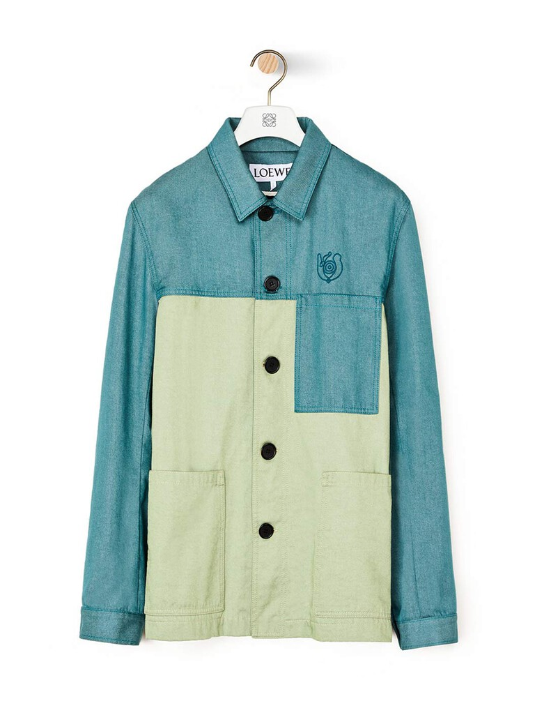 Eye/Loewe/Nature Workwear Jacket