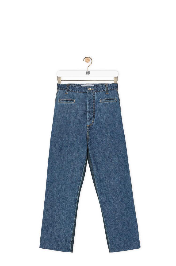 LOEWE Fisherman Jeans Indigo pdp_rd