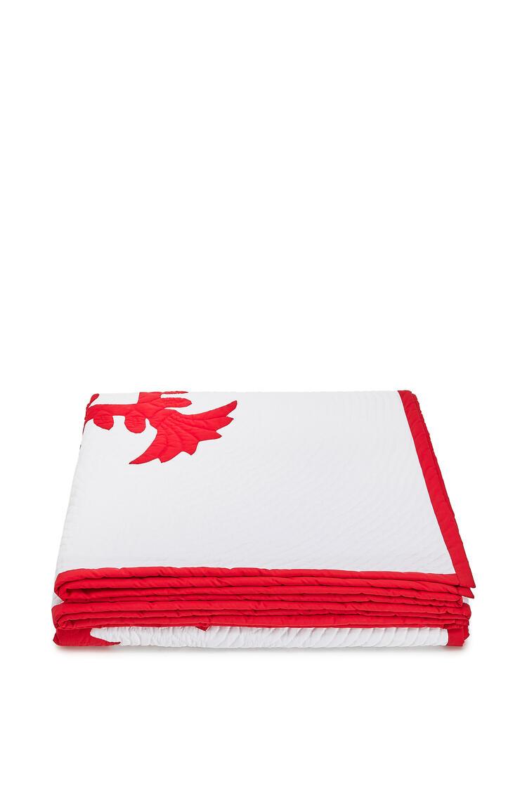 LOEWE 230X230 Pele & Lehua毯子 红色 pdp_rd