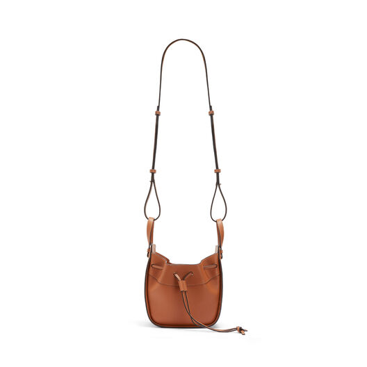 LOEWE Mini Hammock Dw Bag 棕色 all
