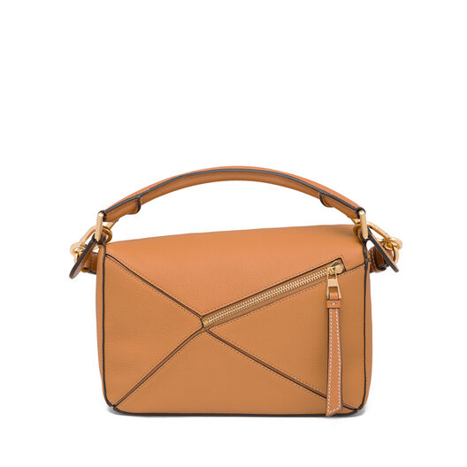 LOEWE Puzzle Small Bag Light Caramel all