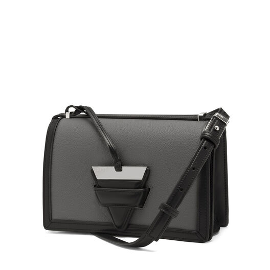 LOEWE Barcelona Bag Anthracite/Black all