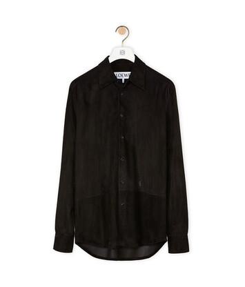 LOEWE Shirt Black front