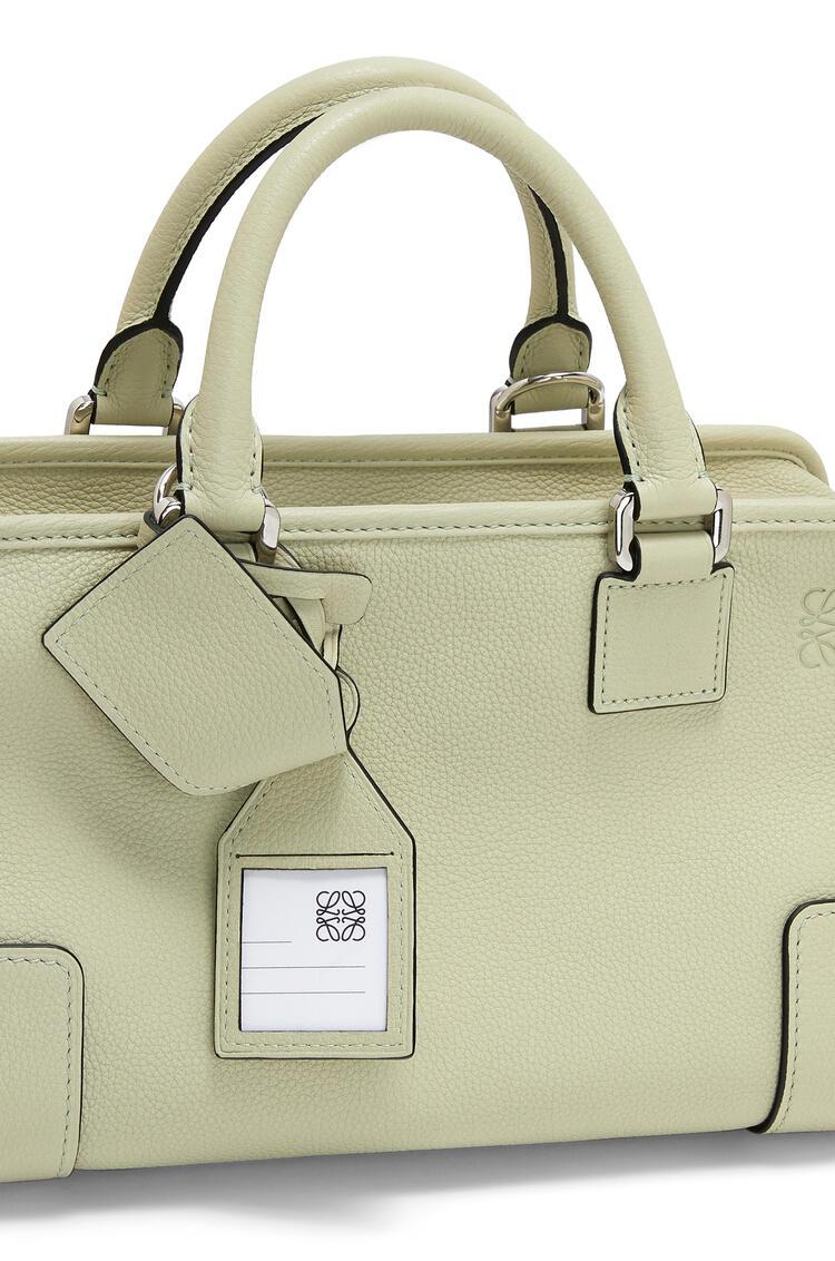LOEWE Amazona 28 bag in soft grained calfskin Sage pdp_rd