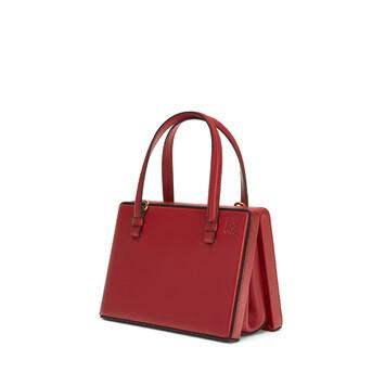LOEWE Postal Small Bag Garnet front