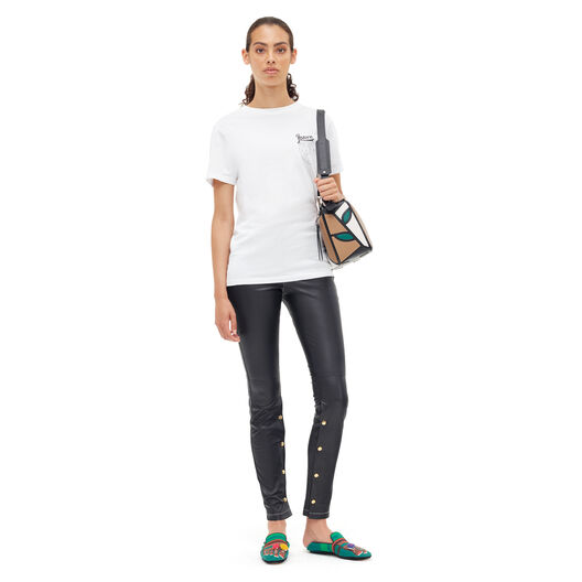 LOEWE T-Shirt Loewe Bird White front