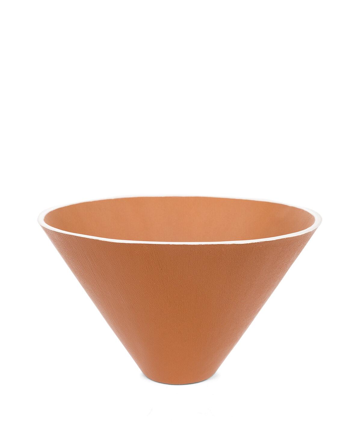 LOEWE Bowl M 深棕色 all