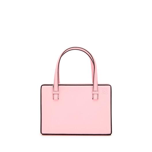 LOEWE Postal Small Bag Pastel Pink front