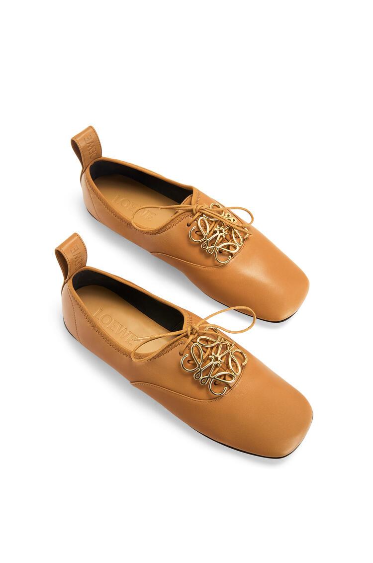 LOEWE 羊皮革 Anagram 软德比鞋 Desert pdp_rd