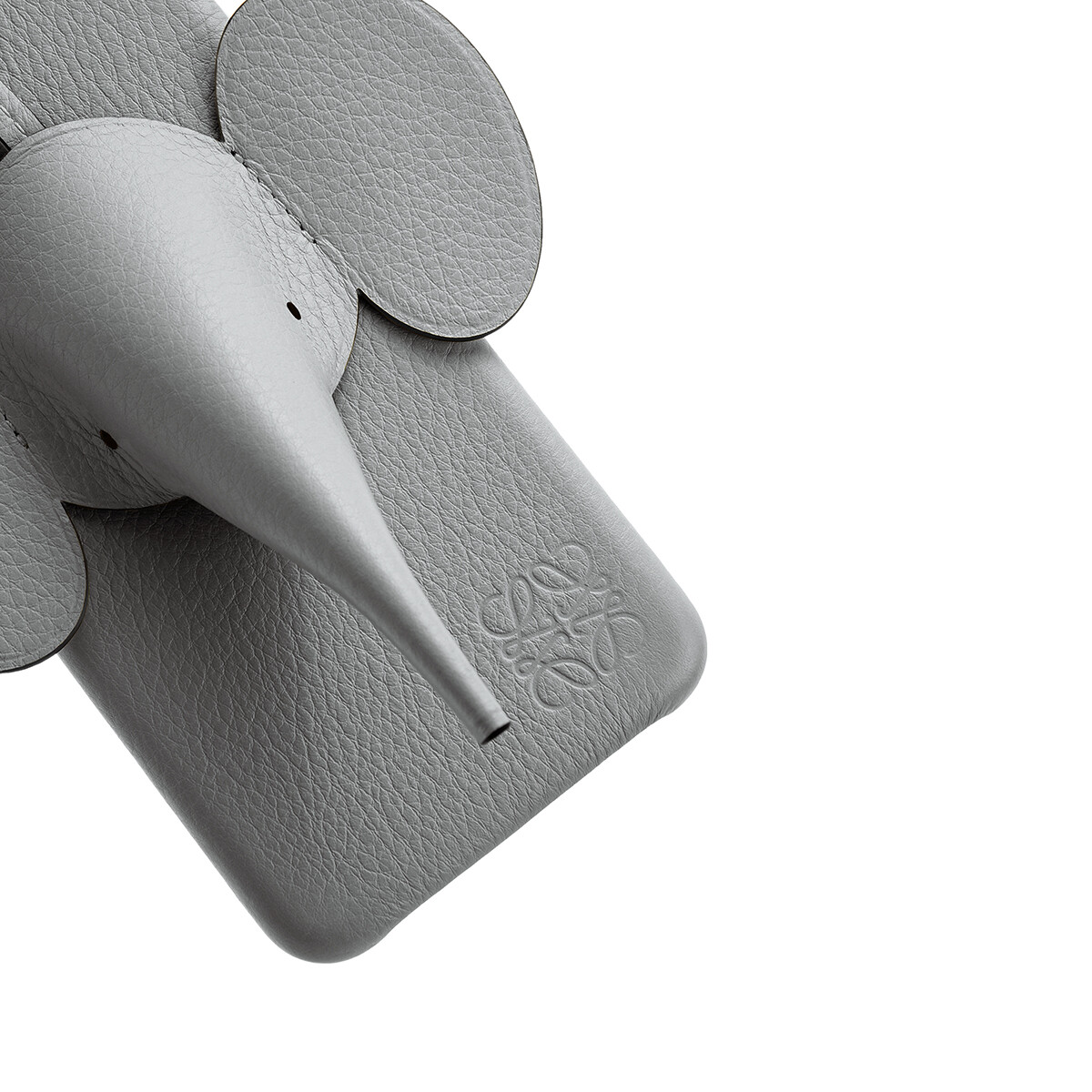 LOEWE Elephant Cover For Iphone 11 Pro Max Gunmetal front