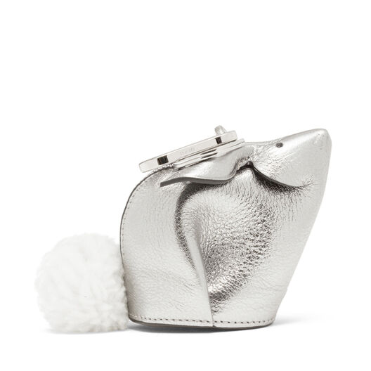 LOEWE Bunny Charm 银色 all