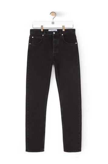 LOEWE Skinny Jeans Negro front