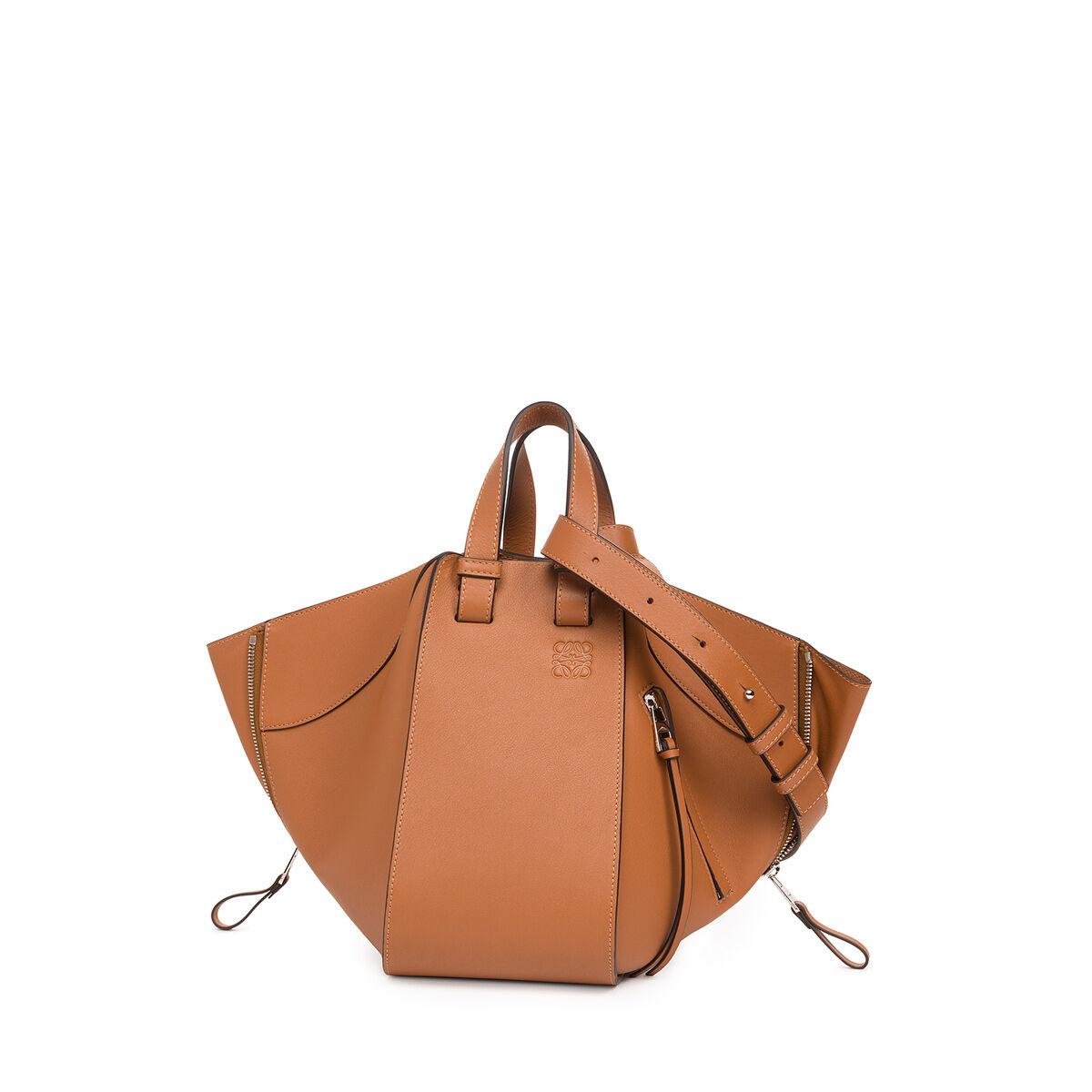 LOEWE Hammock Small Bag 棕色 all