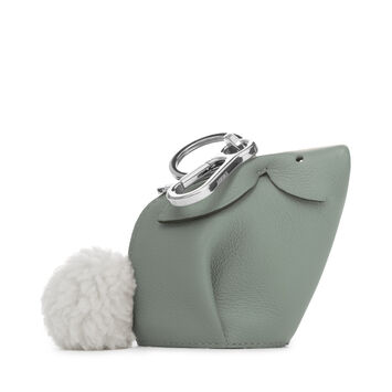 LOEWE Charm  Conejo Vetiver front