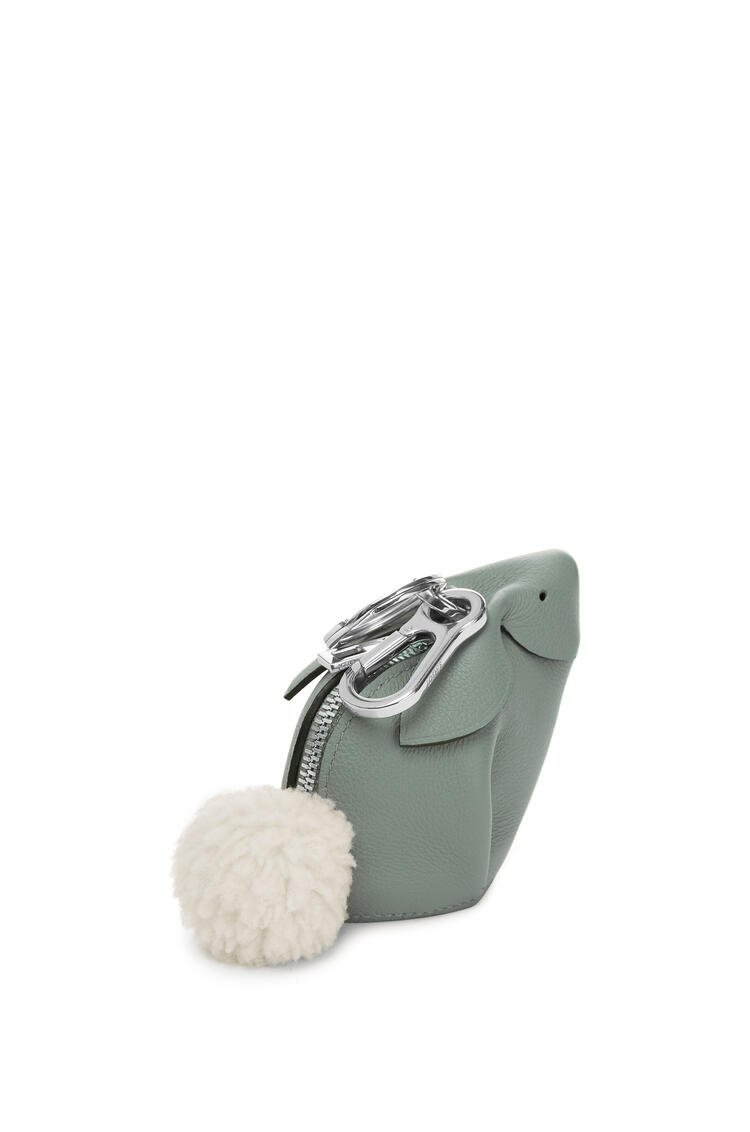 LOEWE Bunny charm in classic calfskin Vetiver pdp_rd