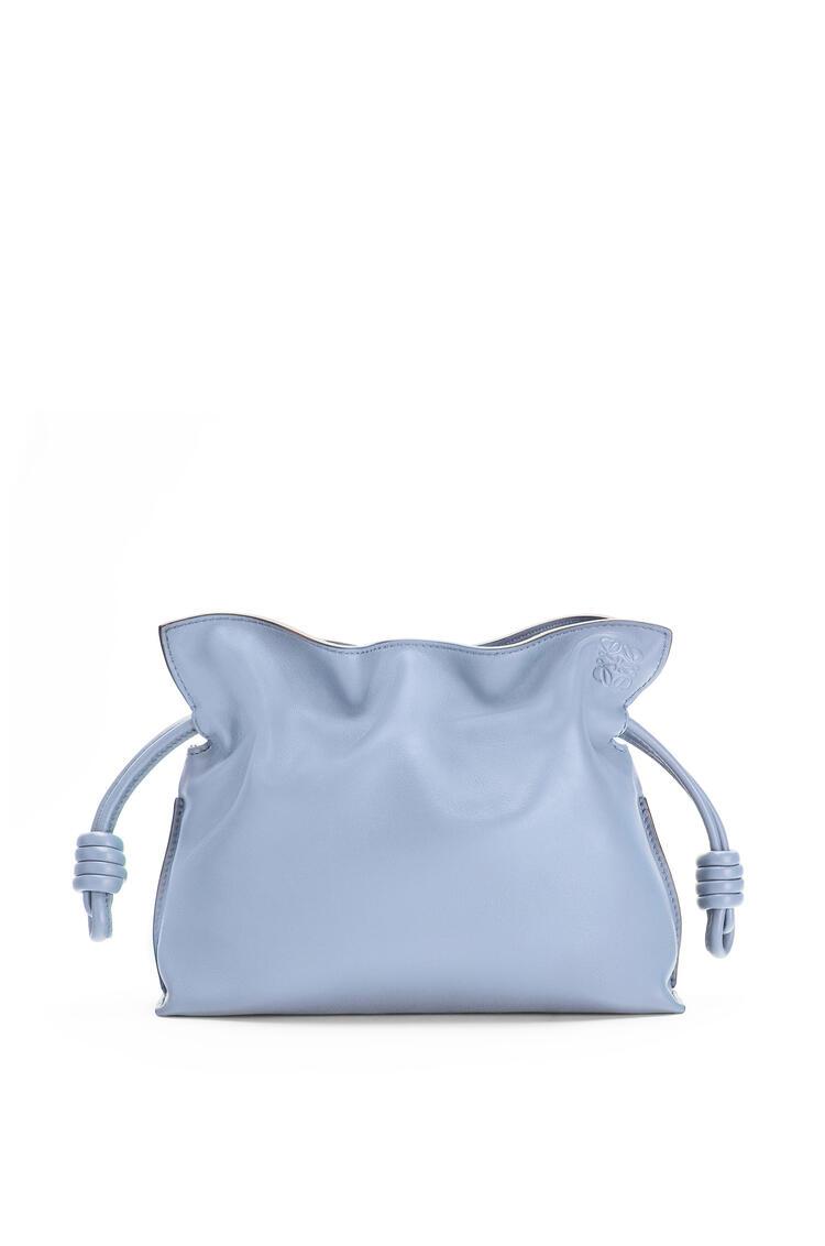 LOEWE フラメンコクラッチ (ナパカーフ) Blue Lilac pdp_rd