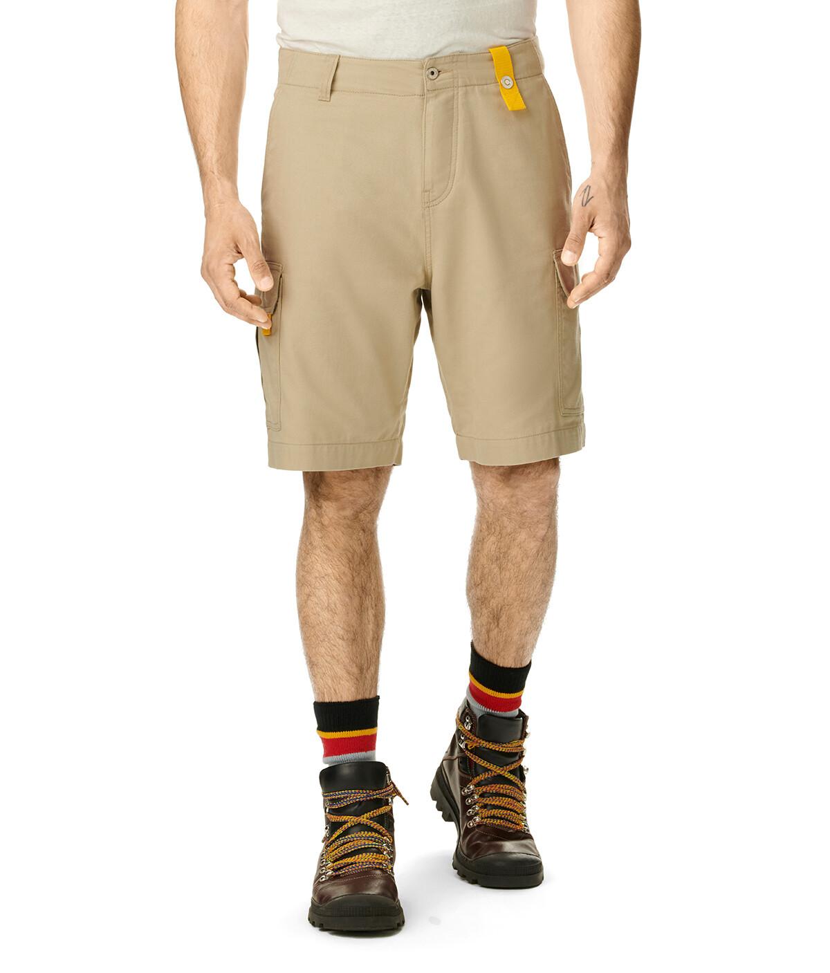 LOEWE Eln Cargo Shorts Beige front