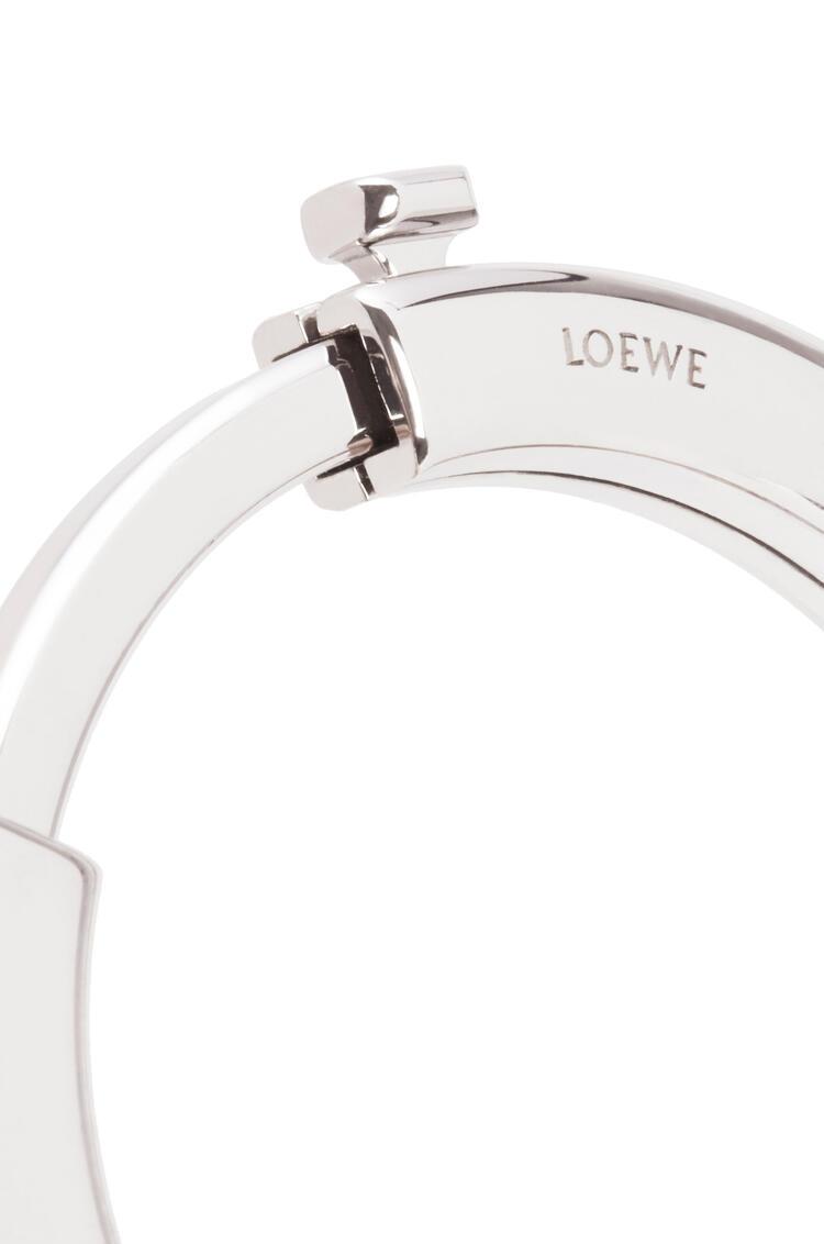 LOEWE Metallic Rings For Strap In Brass Palladium pdp_rd