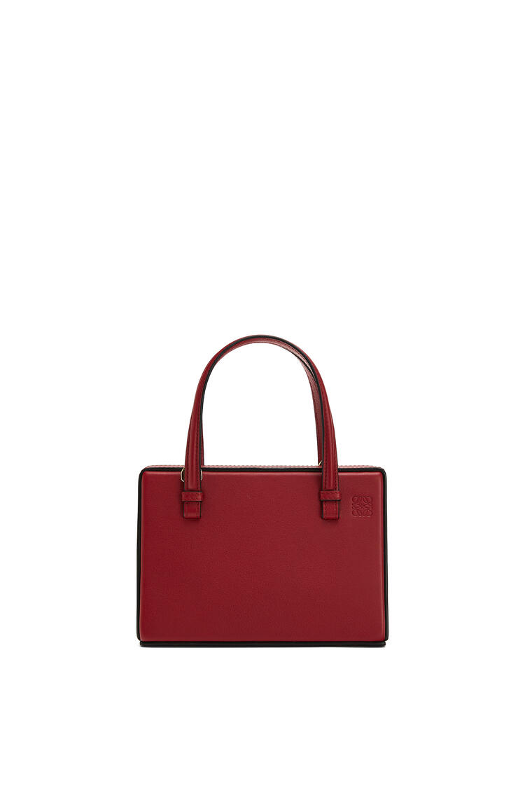 LOEWE Small Postal bag in natural calfskin Multicolor pdp_rd