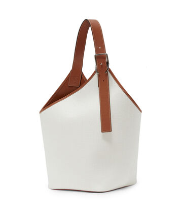 LOEWE Balloon Bag Natural front
