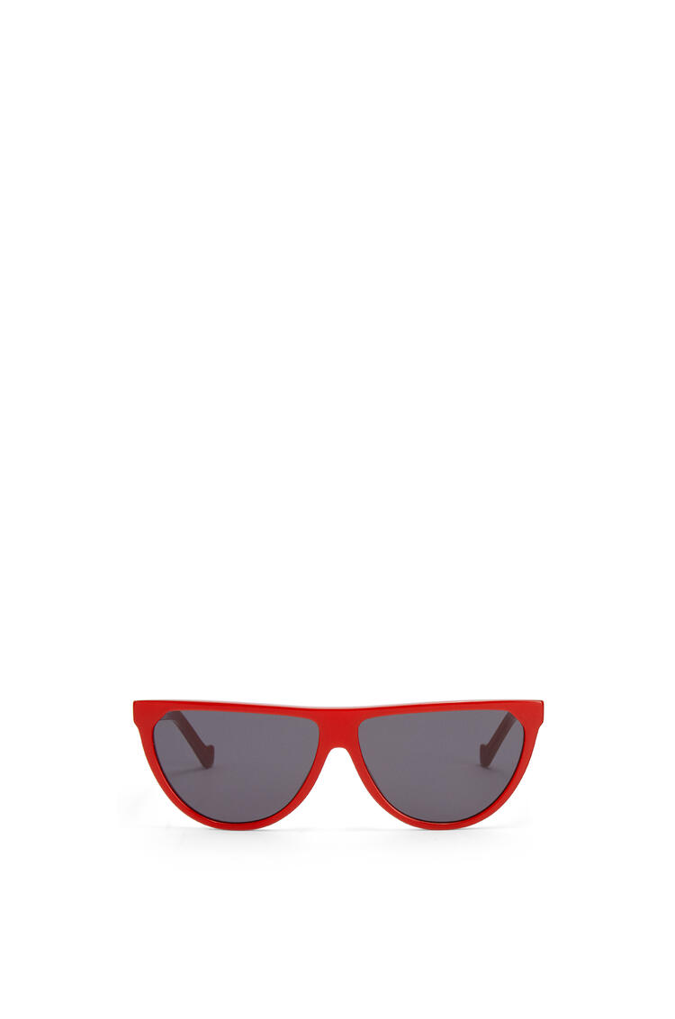 LOEWE 飞行员太阳镜 红色 pdp_rd