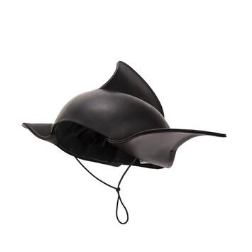LOEWE Wings Hat ブラック front