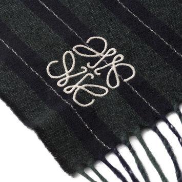 30X180 Scarf Varsity Stripes