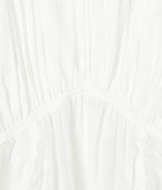 LOEWE Gathered Top Blanco front