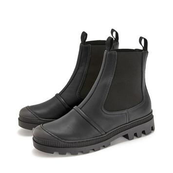 LOEWE Chelsea Boot Black front