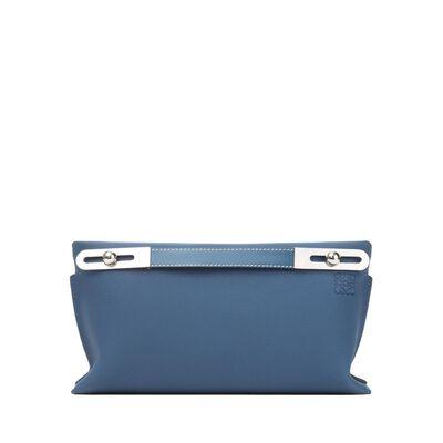 LOEWE Missy Small Bag Indigo front