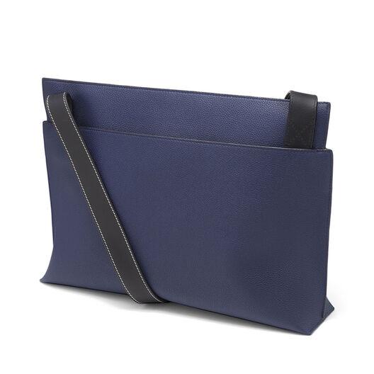 LOEWE T Messenger Bag Indigo/Marine all