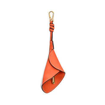 LOEWE Calla Charm Orange front