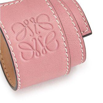 LOEWE Small Slap Bracelet Candy front