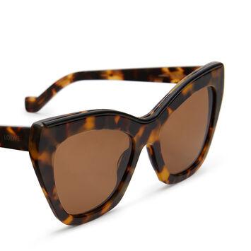 LOEWE Gafas Cateye Habana Tokio/Negro/Marron V front
