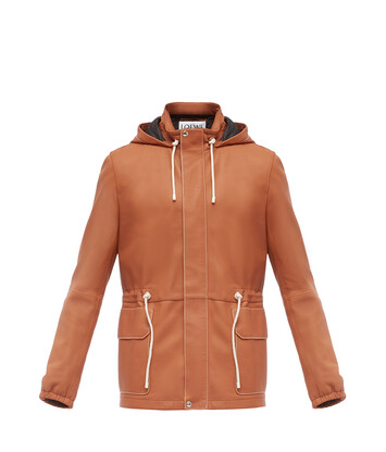 LOEWE Light Hiking Jacket Tan front