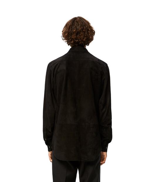 LOEWE Shirt 黑色 front
